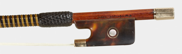 Fetique violin bow frog