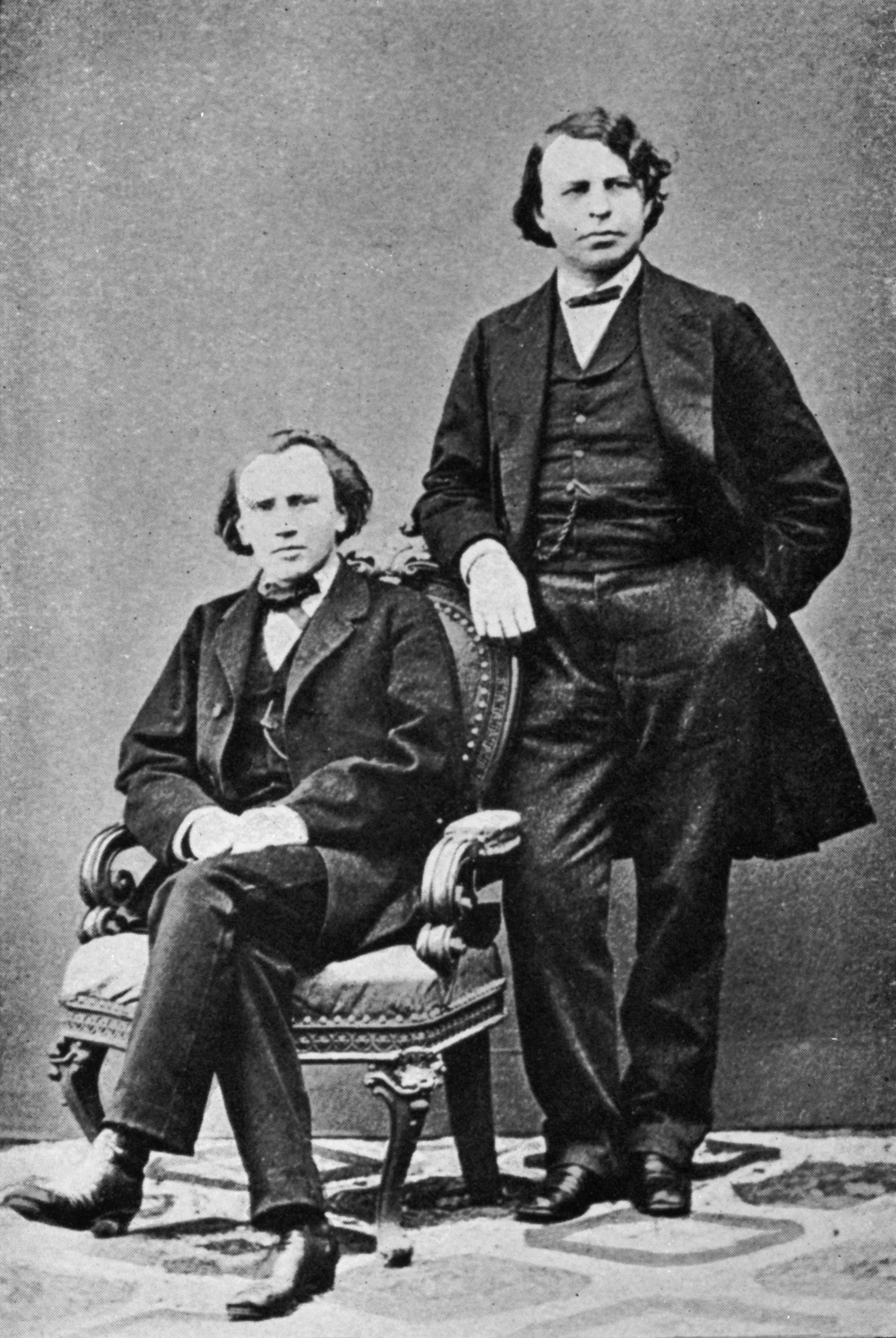 Johannes Brahms - Ensemble Vocal De Saint-Étienne - Quatuors Vocaux