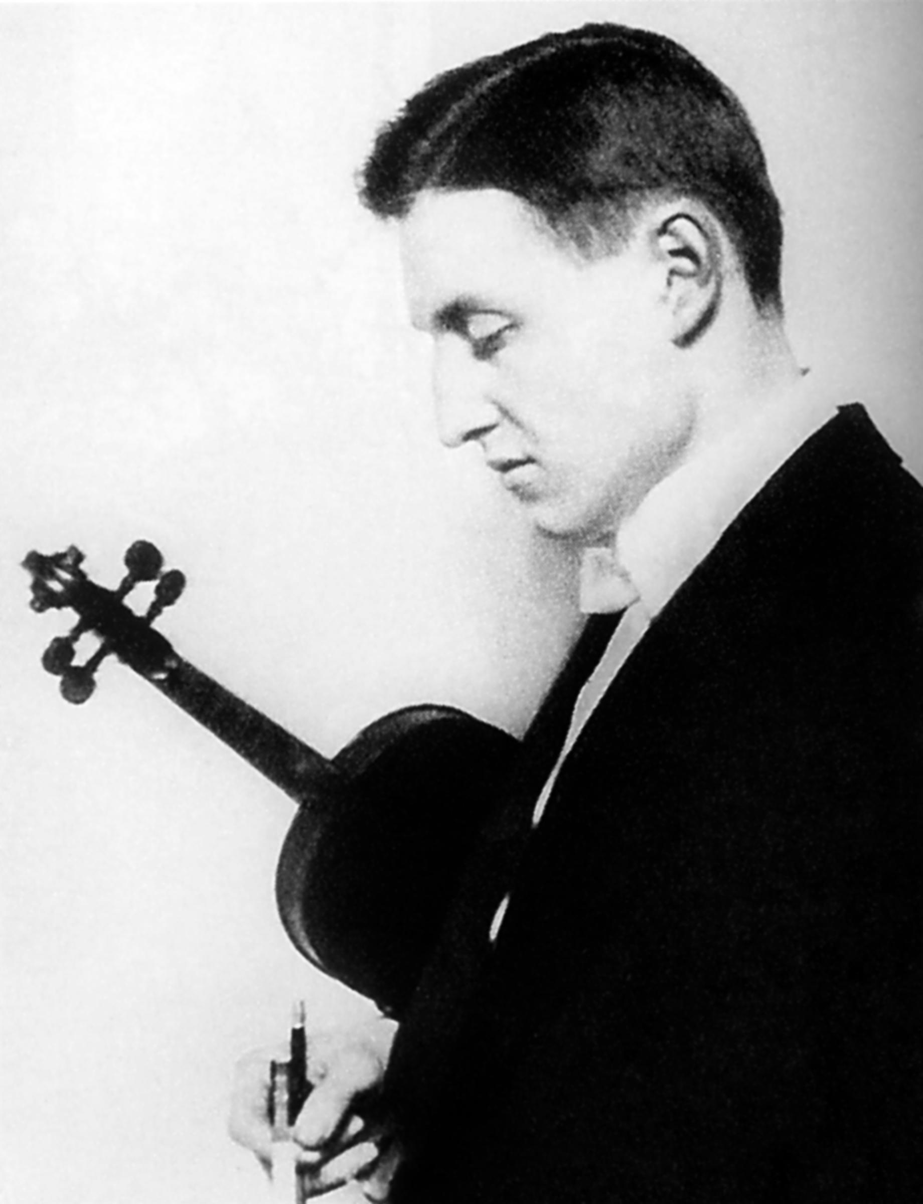 Bartók Violin Concerto No  2 - Tarisio
