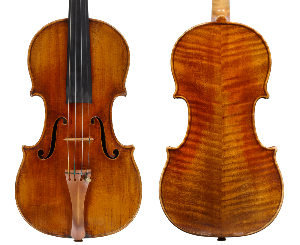Stradivari and his sons part 1 tarisio for Soil 1714 stradivarius