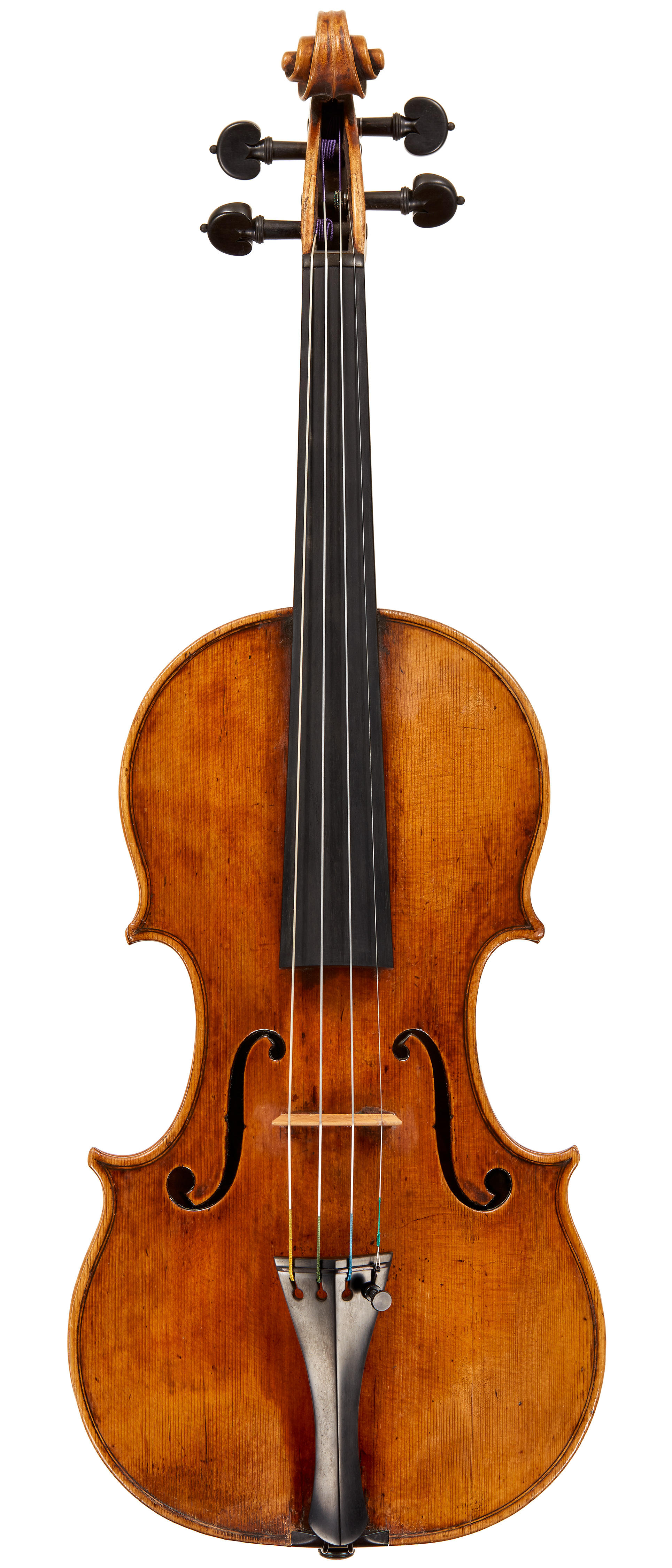 Santo Serafin Violin Top