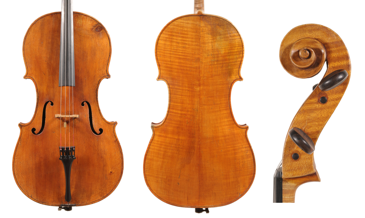Enthusiastic Cello Set Complete For Full Size Cello Cellos Musical Instruments & Gear