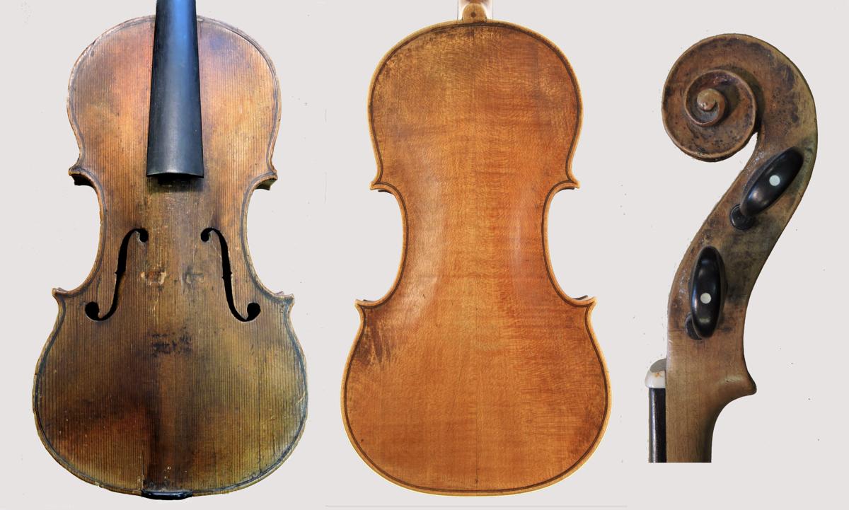 [Violin 4 – A66 A67 A68 A69 A70]