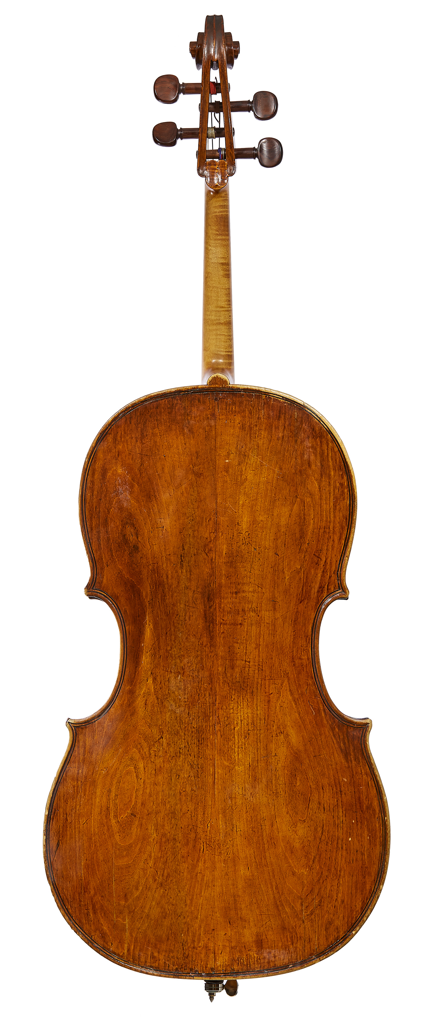 Rombouts cello back