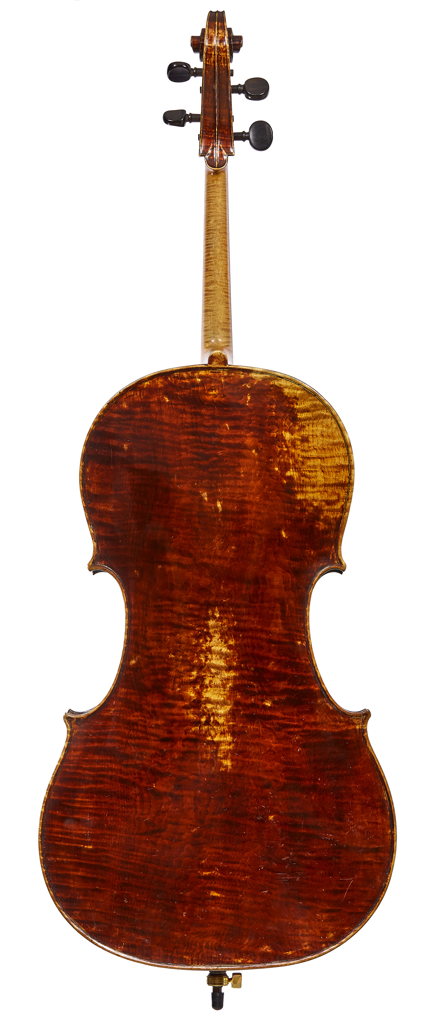 Silvestre cello back
