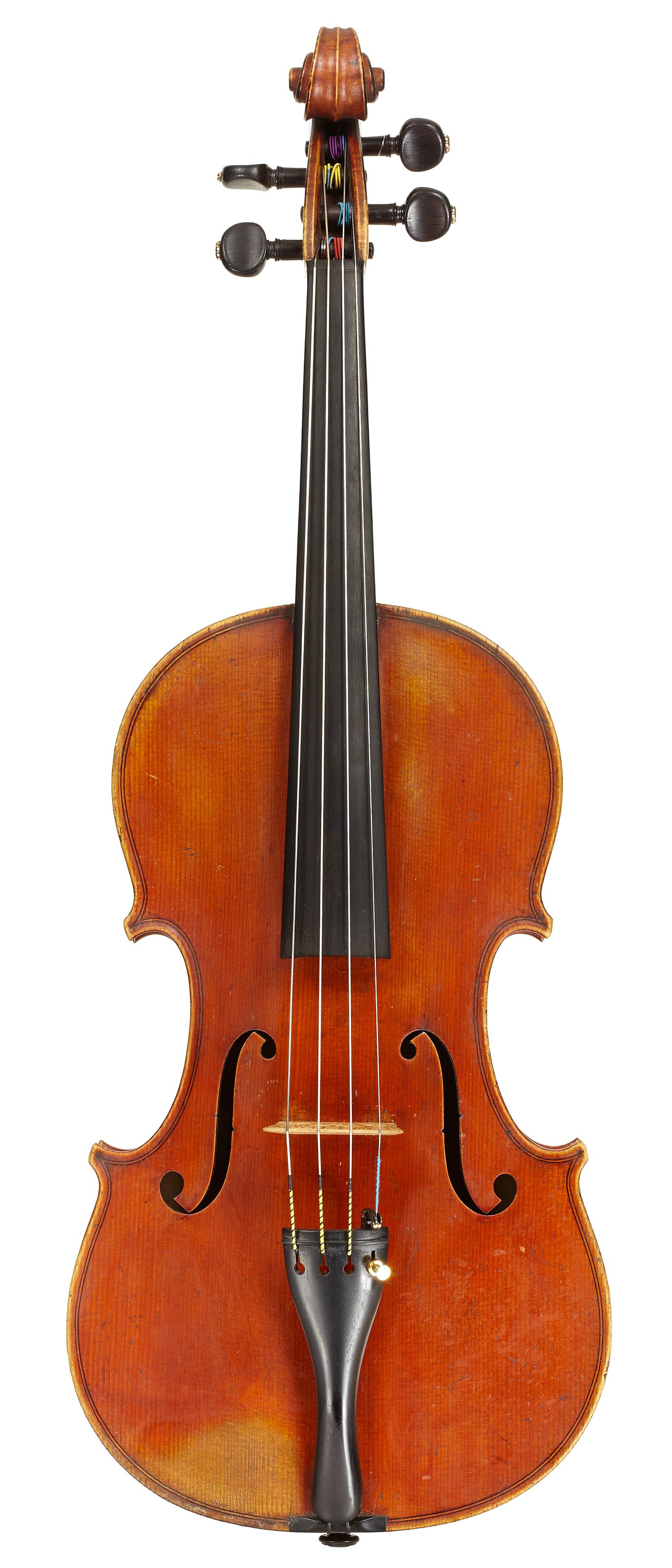 D'Espine viola top