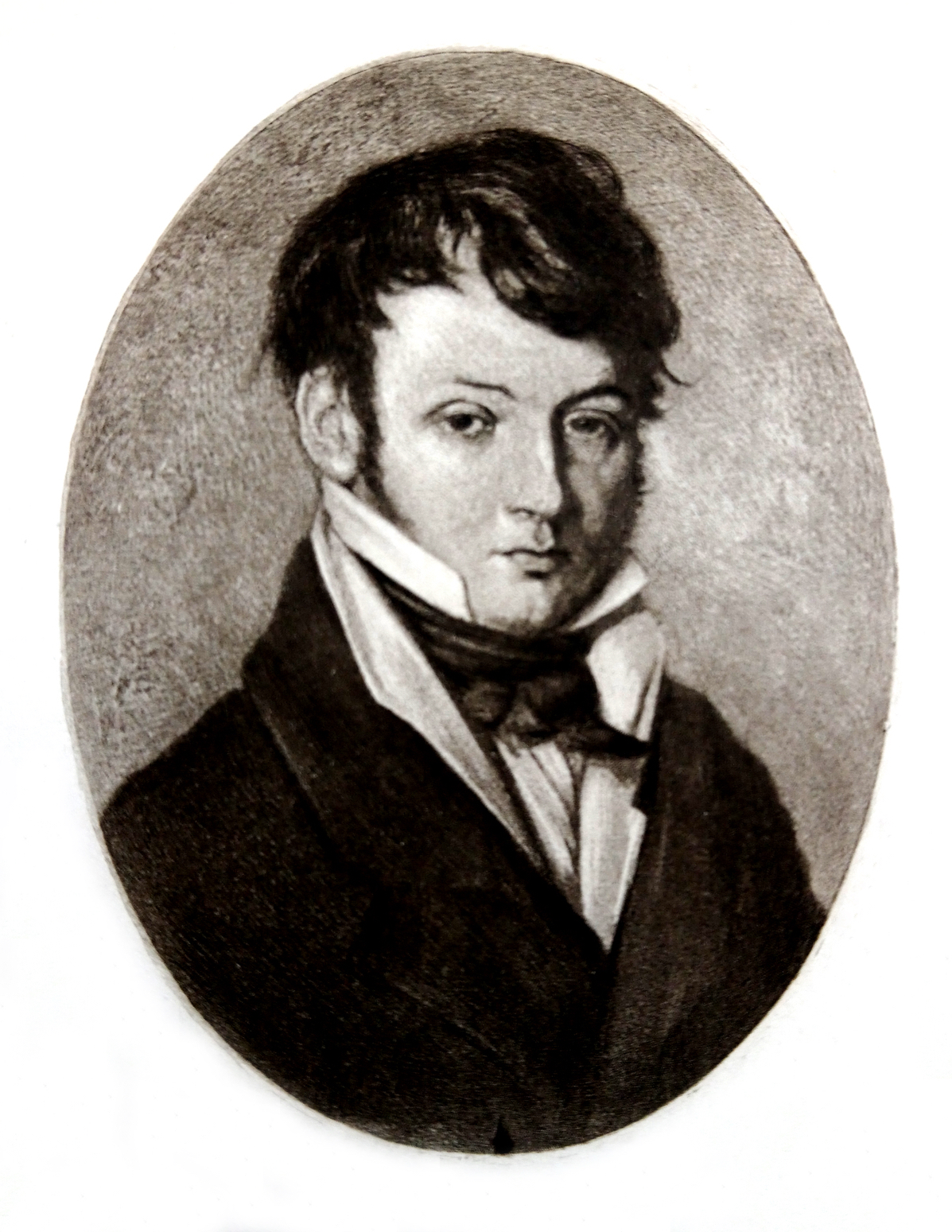 Charles Francois Gand engraving