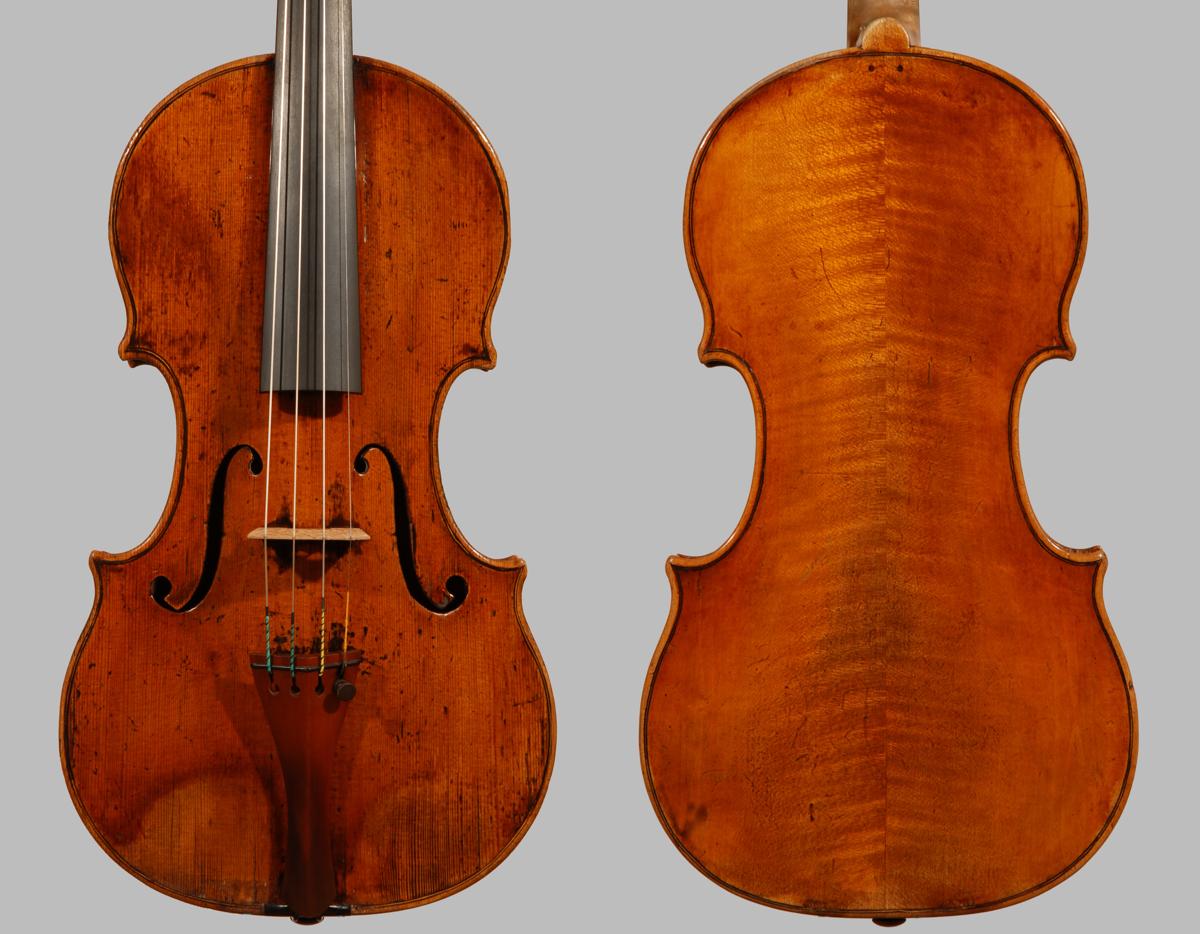 Giovanni Grancino violin