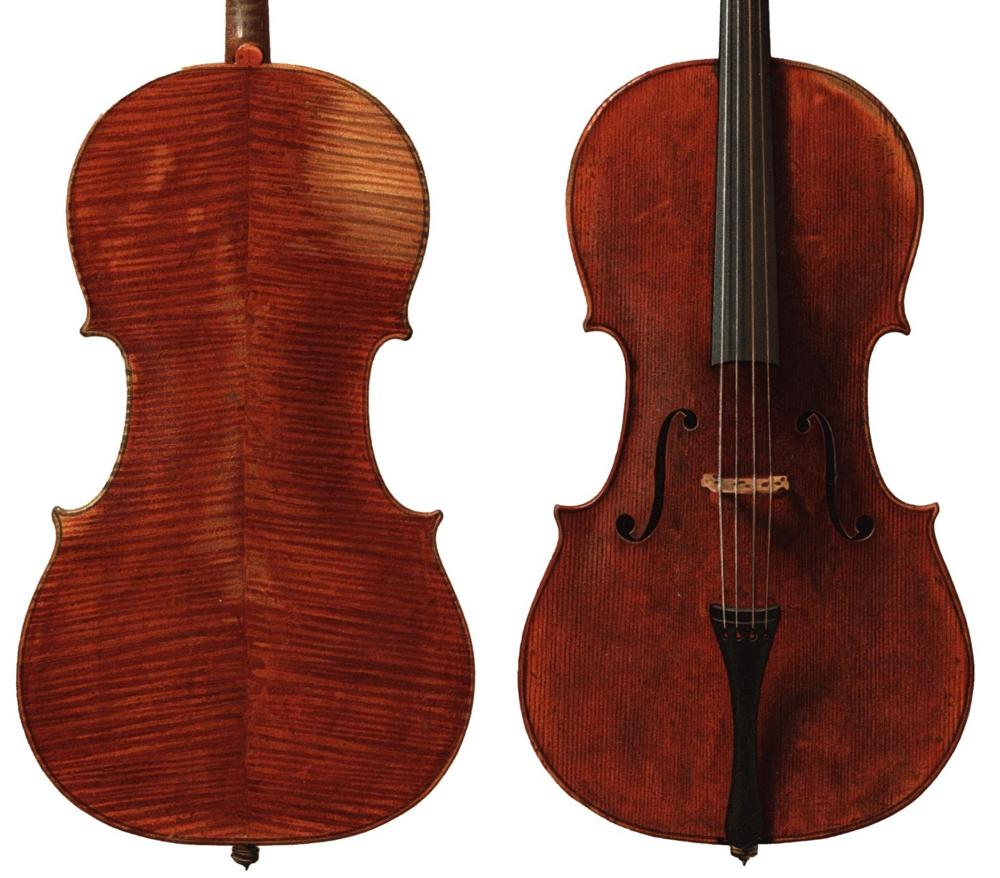 Duport Stradivari cello