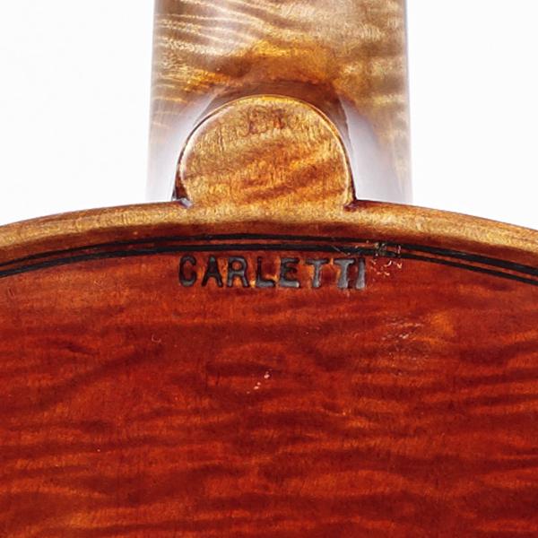 Carletti viola brand