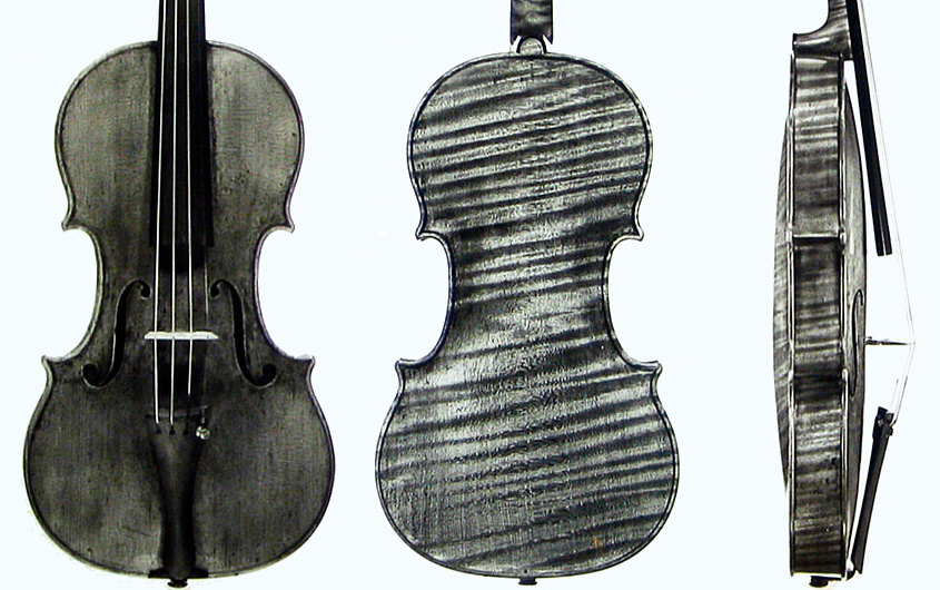 The Lady Halle Stradivari violin