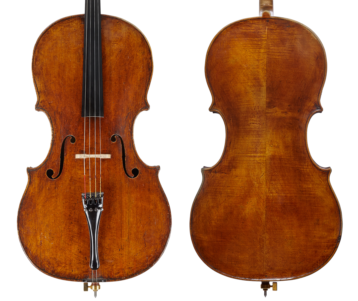 Cappa cello dated 1696