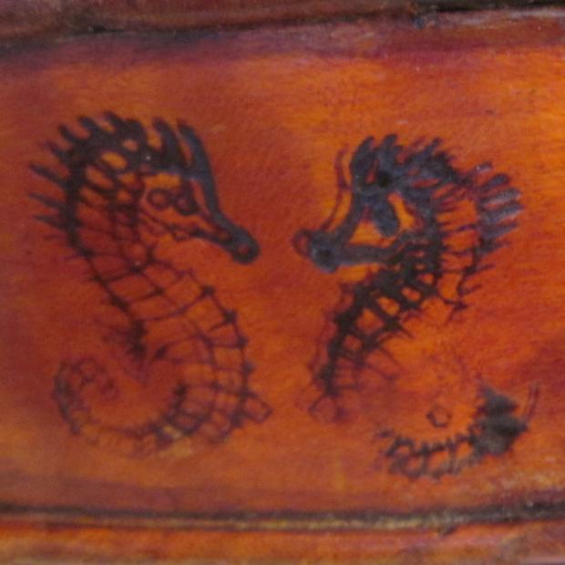 Seahorse brand Bellarosa