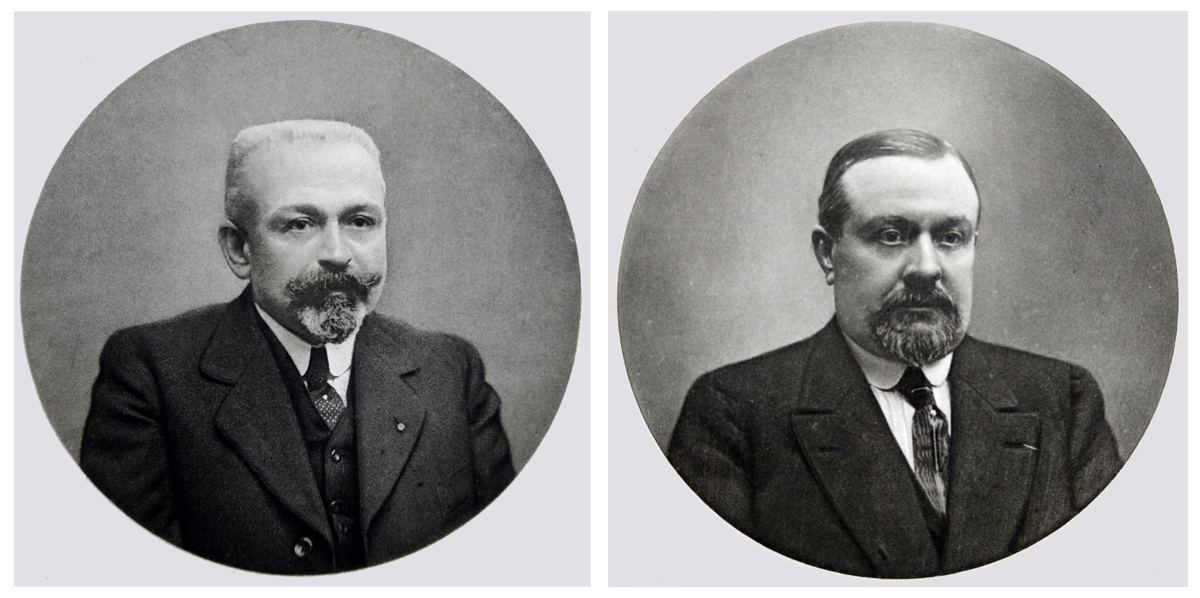 Henri Francais and Albert Caressa