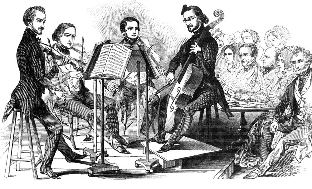 Henri Vieuxtemps quartet