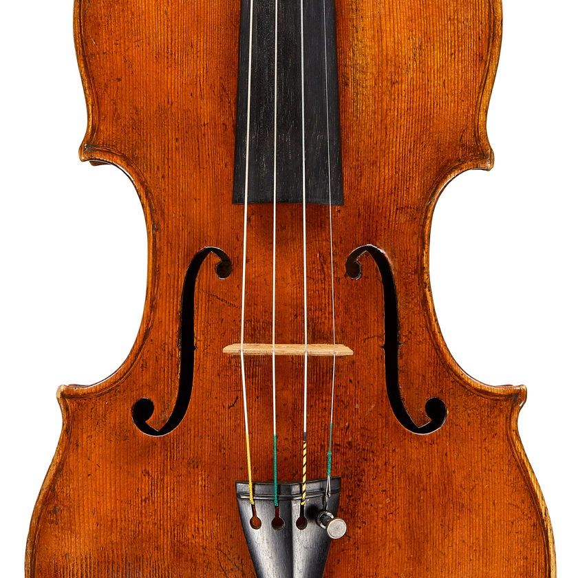 Violin by Calcagno