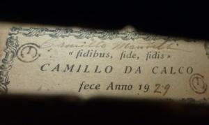Mandelli label