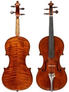 Melgari front and back