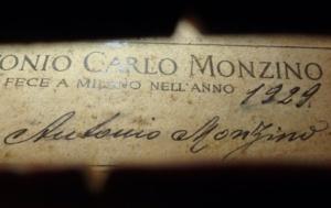 Monzino label
