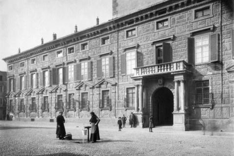 Mantua's Palazzo Canossa