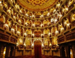Teatro scientifico in Mantua