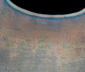 varnish layering