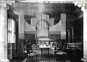 Gebrüder Link organ