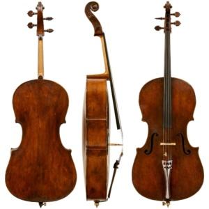 Carlo Antonio Testore Cello
