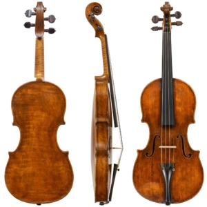 Francesco Maurizi violin