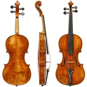 Leandro Bisiach violin