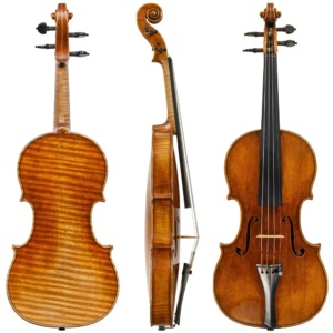 Johann Baptist Schweitzer violin