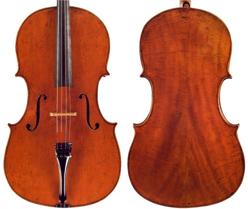 The 'Simpson' Guadagnini of c. 1777