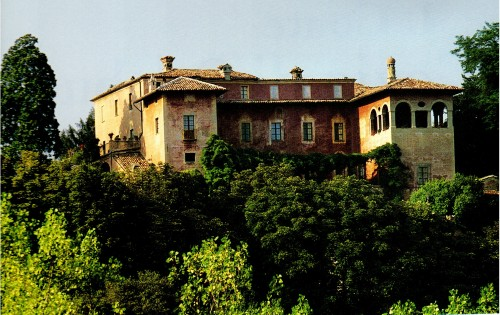Count Cozio's castle
