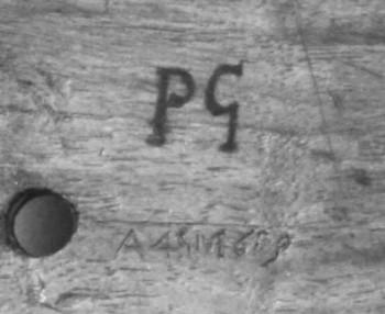 Strad PG Form inscription
