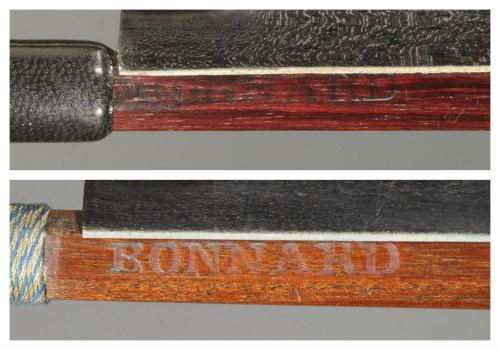 Bonnard brand stamps
