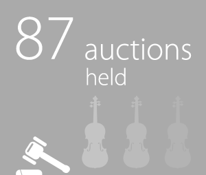 number of auctions held