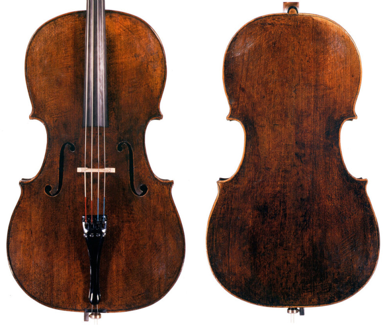 Messeas cello