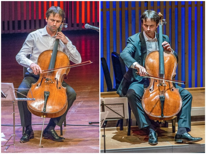 Queyras at Amsterdam Cello Festival