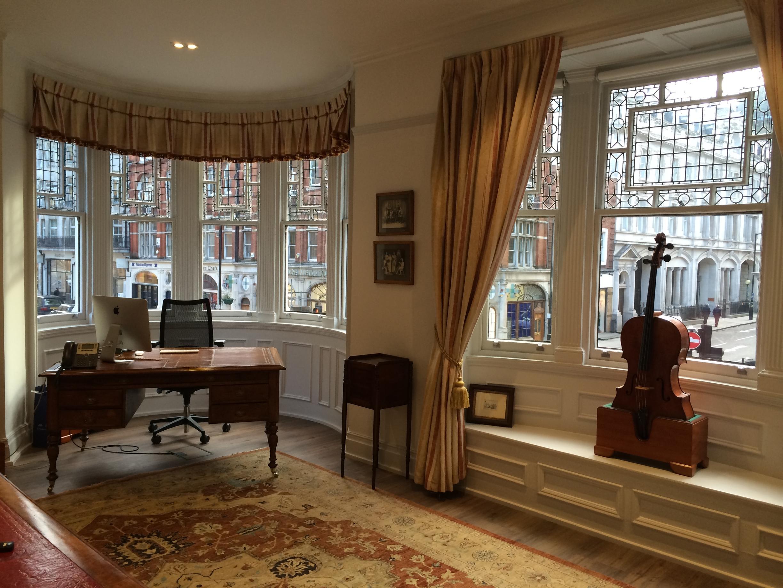 Tarisio London Office