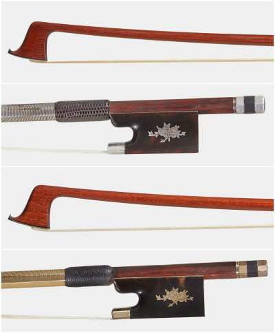 Two Nurnberger bows