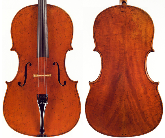 Simpson Guadagnini cello