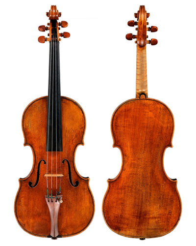 The 'Blagrove' Omobono Stradivari