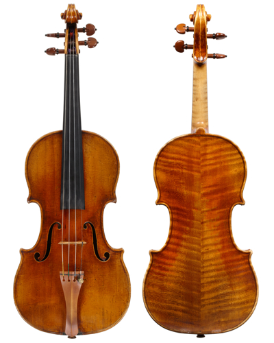 The 'Soil' Stradivari of 1714