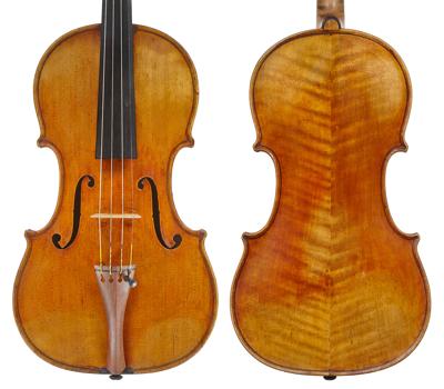 Rocca violin 1850