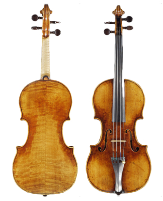 Le Marien Stradivari, missing since 2002