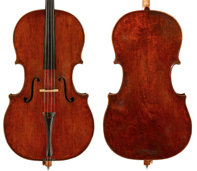 ex-Soyer Guarneri