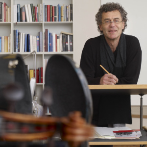 Thomas Demenga: 'Everyone sounds different on the same instrument.' Photo: Priska Ketterer Luzern