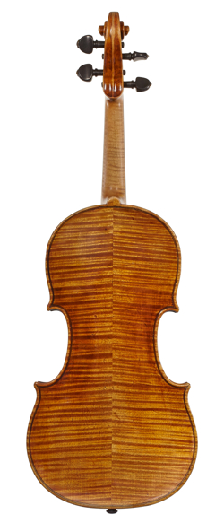 'Kym' Stradivari violin was recovered