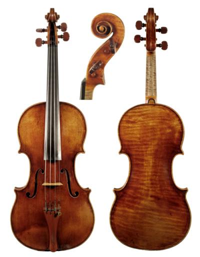 Goffriller violin c. 1700