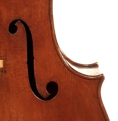 The 1690 cello was valued at £7,000 in 1863, making it the most expensive in the Medici collection